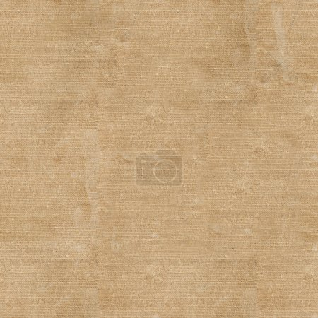Photo for Old book in a cloth cover on a white background. seamless fabric texture - Royalty Free Image