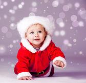 Vánoční baby procházení