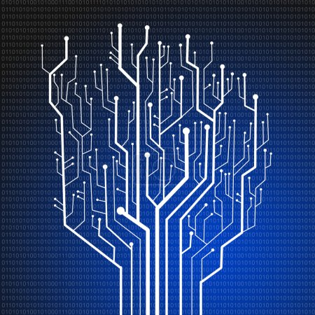 Photo for Circuit board ,technology background - Royalty Free Image