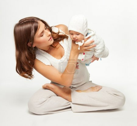Exercise from the first day after giving birth