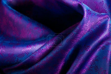 Beautiful folds of drape