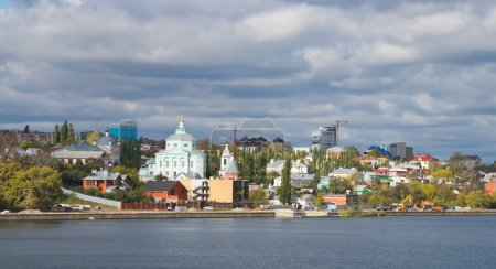 Panorama of Voronezh