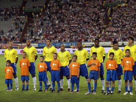 Brazil national football selection