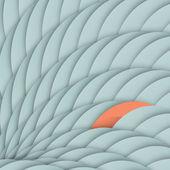 Geometrické pozadí abstraktní s Barva zvýraznění