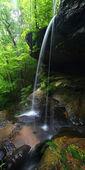 Vysoký vodopád - alabama