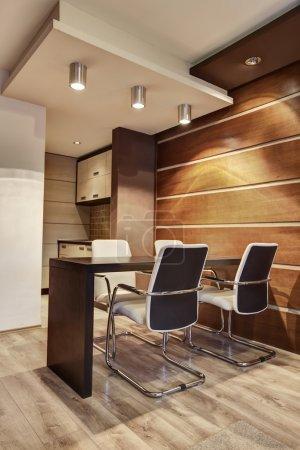 Modern room...