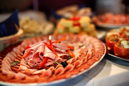 Photo for Food catering - Royalty Free Image