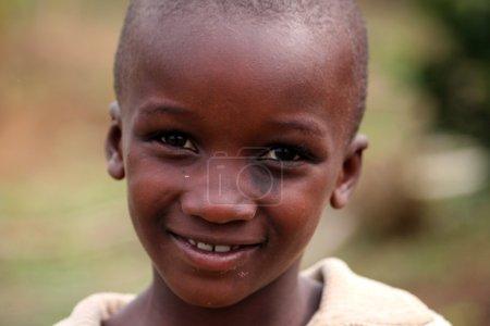 Rwanda girl