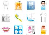 Zubní ikony