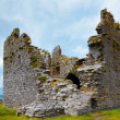 Exterior of O'Brien's Castle on Inisheer Island, I...