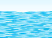 Abstract background with blue stylized wave