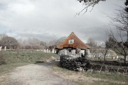 Antigua casa de campo rústica