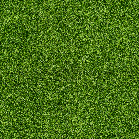 Photo for Seamless Artificial Grass Field Texture - Royalty Free Image