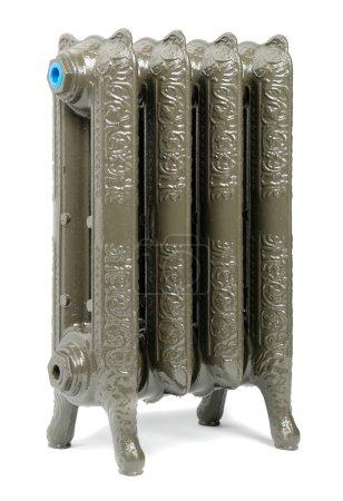 A cast iron radiator for home