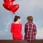 Valentines day couple...