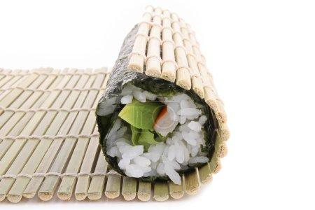 Sushi preparation