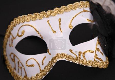 Photo pour Masque de carnaval - image libre de droit