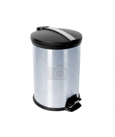 Office trash can