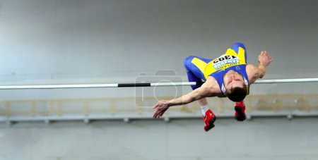 Shapoval Viktor wins high jump