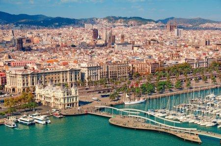Port of Barcelona - Spain