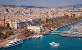 Barcelona városára, Spanyolország