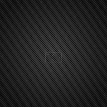 Photo for Carbon fiber background, fabric texture. 10eps - Royalty Free Image