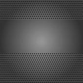 Dark gray background perforated sheet