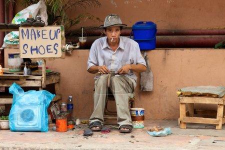 Cambodia Show Repair