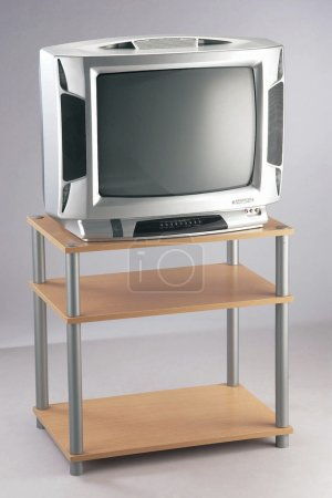 Tv on the rack