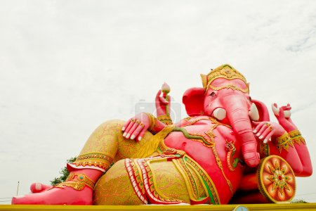 Lord Ganesha is located in Thailand