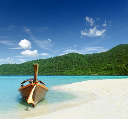 Lipe island, Thailand.