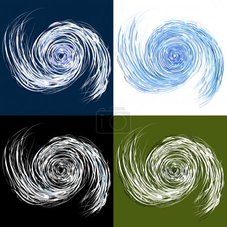 Hurricane Drawing Set