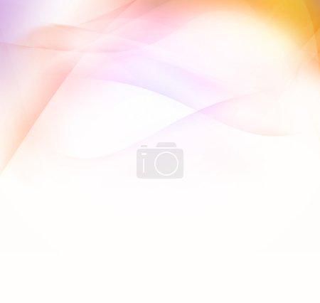 Photo pour Fond doux abstrait. Espace de copie - image libre de droit