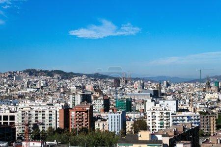 Spain - barcelona - overview