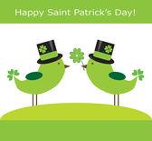 Saint Patrick's Day Birds