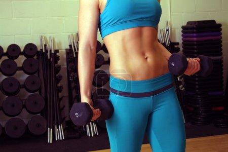 Athletic Female Torso (2)