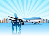 Aeroplane and business