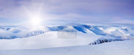 arktisches Gebirge