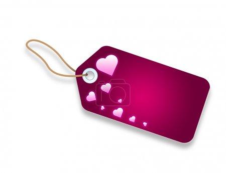 Pink Price Tag