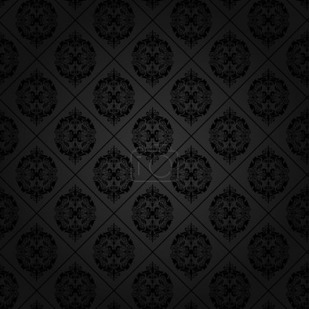 Seamless tile wallpaper