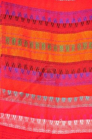 Foto de La alfombra color mexicana - Imagen libre de derechos