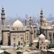 Landmark of the famous ancient castle in Cairo,Egy...