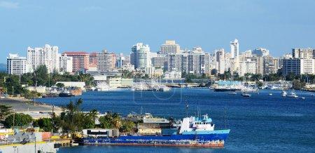San Juan, Puerto Rico Skyline