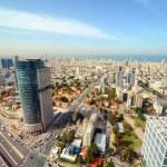 Skyline Tel Aviv, Israel....