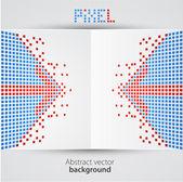 Pixel umění. vektorový pozadí