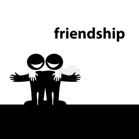 Friendship Best friends.