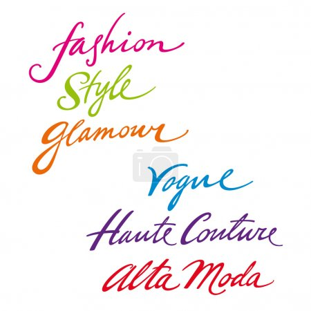 Fashion Style Glamour vogue haute couture alta moda