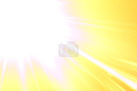 Foto de Lente de la llamarada Resumen antecedentes. rayos de luz asimétricos - Imagen libre de derechos