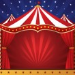 A vector illustration of a circus background...