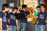 HONG KONG - 24 AUG, Lingnan University holds new student orienta